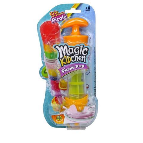 Imagem de Magic Kidchen - Picolé Pop - Laranja e Amarelo - Dtc