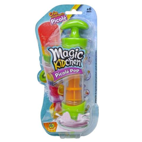 Imagem de Magic Kidchen Picole Pop Verde 4440 Dtc