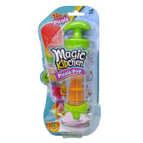 Imagem de Magic Kidchen - Picolé Pop - Verde e Laranja - Dtc