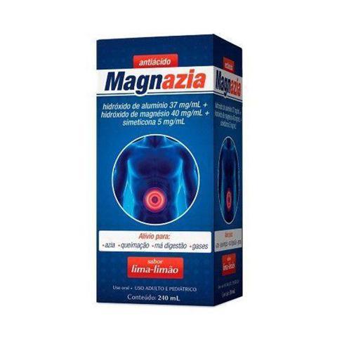 Imagem de Magnazia suspensão 240ml - Cimed