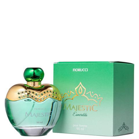 Imagem de Majestic Esmeralda Fiorucci Eau de Cologne - Perfume Feminino 90ml
