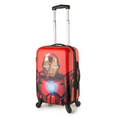 Imagem de Mala Decorativa Pequena - Disney - Marvel - Iron Man - Bagaggio 5ea56f4de334