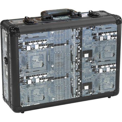 Imagem de Maleta para ferramentas 455x330x152mm eletrônica mf313 - Vonder
