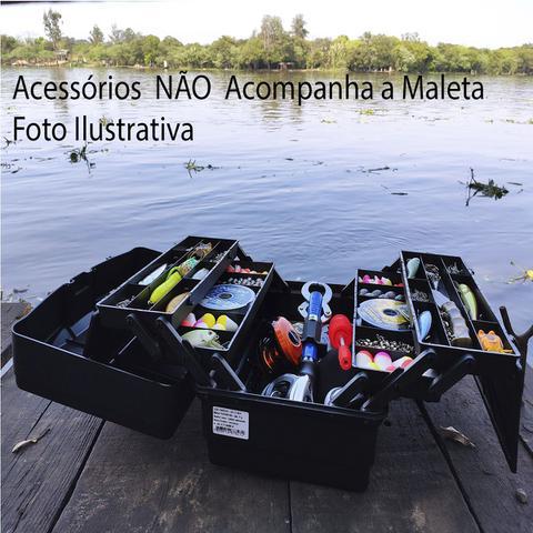 Imagem de Maleta para  Pesca com Bandeija