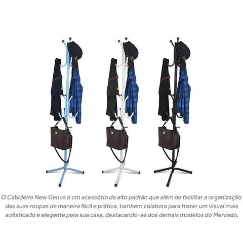 Imagem de Mancebo Cabideiro De Roupas Porta Casaco Chapéu Bolsa