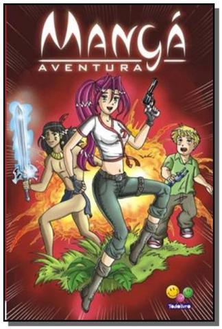 Imagem de Manga aventura