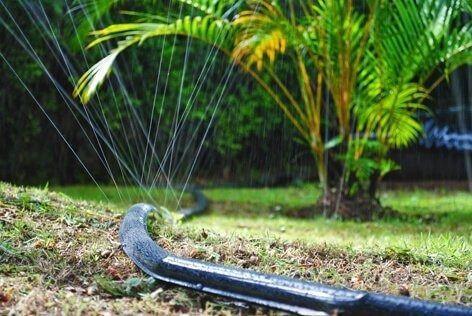 Imagem de Mangueira De Irrigação Microperfurada Santeno com  15 mts
