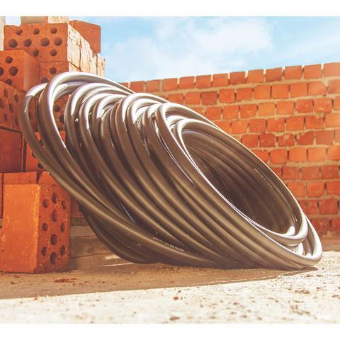 Imagem de Mangueira Para Irrigação 1/2 Pol Tramontina 79105504 50m Preta