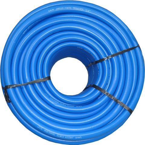 Imagem de Mangueira Premium Super Jardim Irrigação Azul 3/4 - 60m