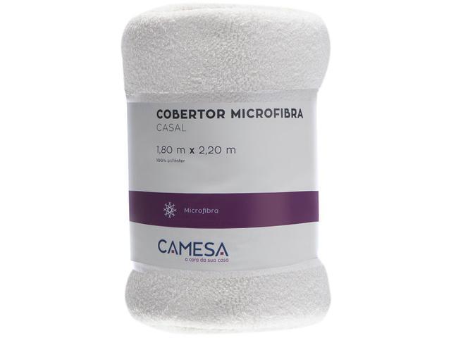 Imagem de Manta Casal Microfibra Camesa