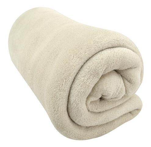 Imagem de Manta Cobertor Microfibra Solteiro Soft  Anti Alérgica Linda