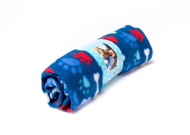 Imagem de Manta Cobertor Pet Cachorro Gatos 90x120cm - A