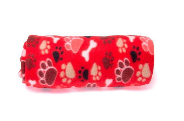 Imagem de Manta Cobertor Pet Cachorro Gatos 90x120cm - H