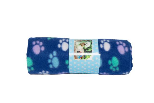 Imagem de Manta Cobertor Pet Cachorro Gatos 90x120cm - J