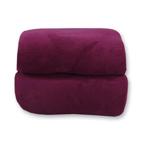 Imagem de Manta Cobertor Queen de Microfibra Soft 220x240cm
