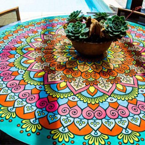 Imagem de Manta Hinduk Casa Dona Aveludada Verde