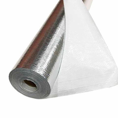 Imagem de Manta Térmica Para Telhado 1 Face 50m² Com bopp Dplastic