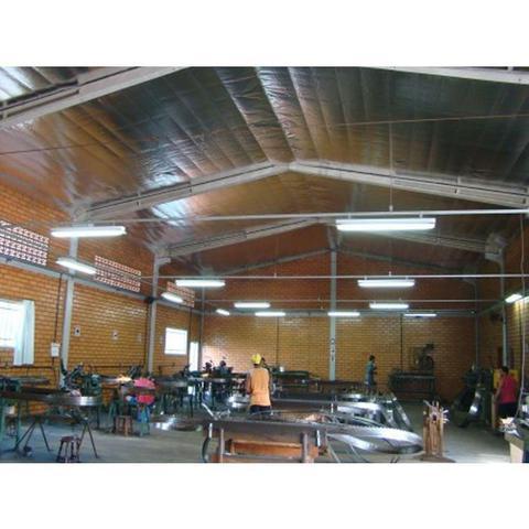 Imagem de Manta termica para telhado 1 face (50m²) + Fita - Multifoil FLEX