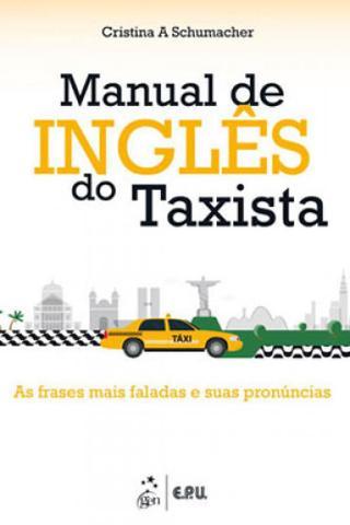 Imagem de Manual de ingles do taxista