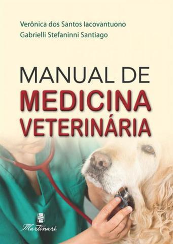 Imagem de Manual de medicina veterinaria