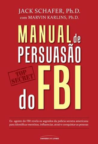 Imagem de Manual de Persuasao do Fbi