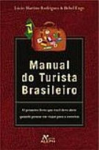 Imagem de Manual do turista brasileiro - Aleph