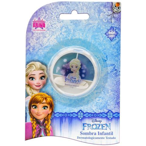 Imagem de Maquiagem Infantil Sombra Frozen Disney - Beauty Brinq