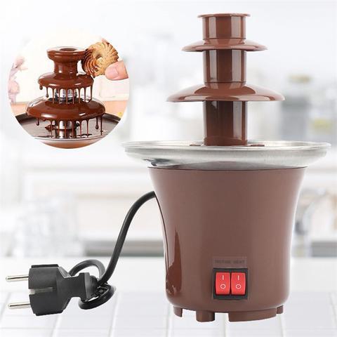 Imagem de Maquina Chocolate Fondue Eletrica Fondi Cascata 110v Mini