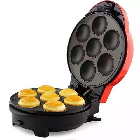 Imagem de Máquina Cupcakes Omeleteira E Waffle Mickey Mallory 5 Em 1
