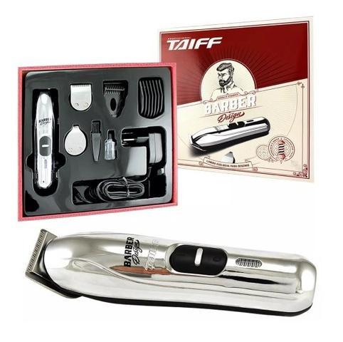 Imagem de Máquina De Acabamento Barber Design Taiff - Bivolt