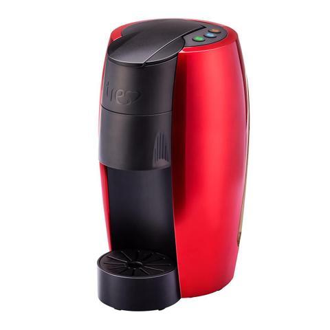 Imagem de Máquina De Café Expresso Três Corações G1 Lov 1250W Vermelha