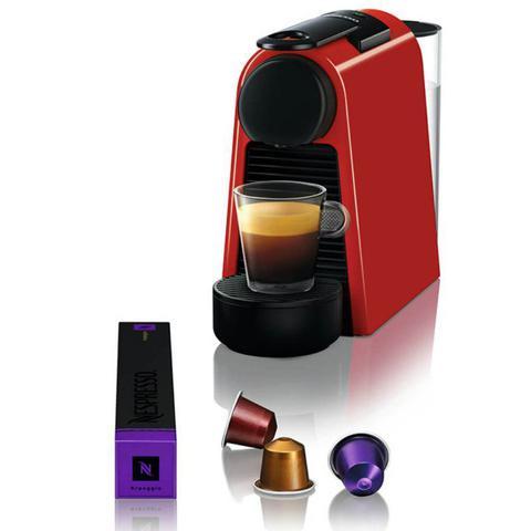 Cafeteira Expresso Nespresso Essenza Mini Vermelho 220v - D30br3rene