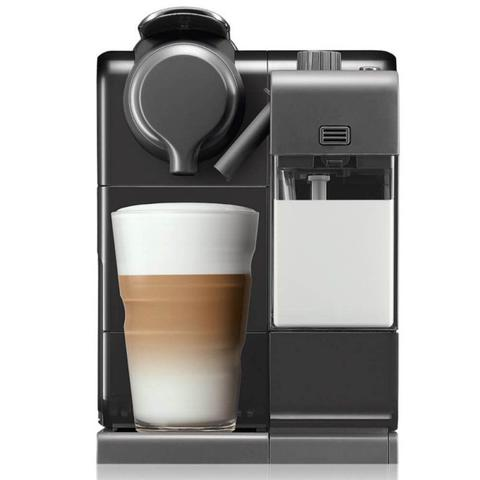 Cafeteira Expresso Nespresso Lattissima Touch Preto 220v - F521br3bkne