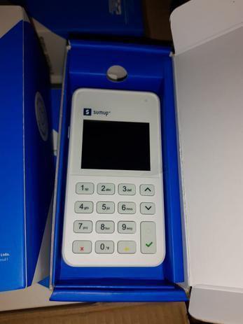 Imagem de Máquina De Cartão Com Chip 3g E Wifi Sem Celular Sumup On