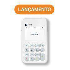 Imagem de Maquina de Cartão Sumup On + Chip + Wi-Fi + SMS +Sem aluguel