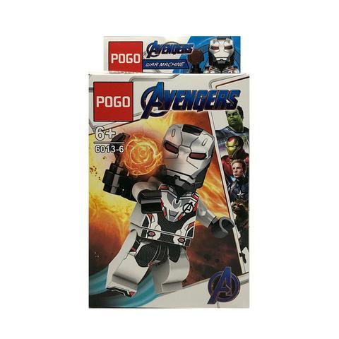 Imagem de Máquina de Combate Vingadores Ultimato Marvel Blocos de Montar Boneco Lego PG-6013-6