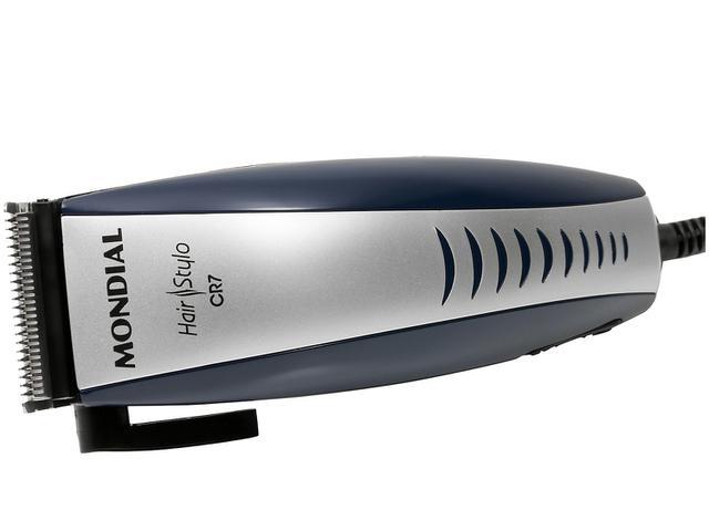 Imagem de Máquina de Cortar Cabelo Mondial CR-07