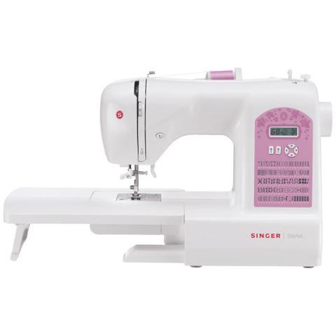 Imagem de Máquina de Costura Doméstica Eletrônica Starlet 6699 Singer