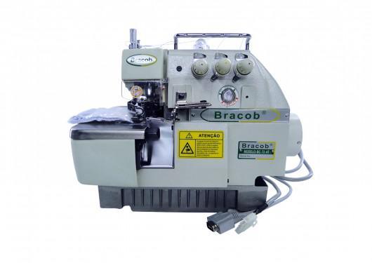 Imagem de Máquina de Costura Industrial Overlock c/ Direct Drive, 1 Agulha, 3 Fios, Lubrif. Automática, 6000rpm, BC73