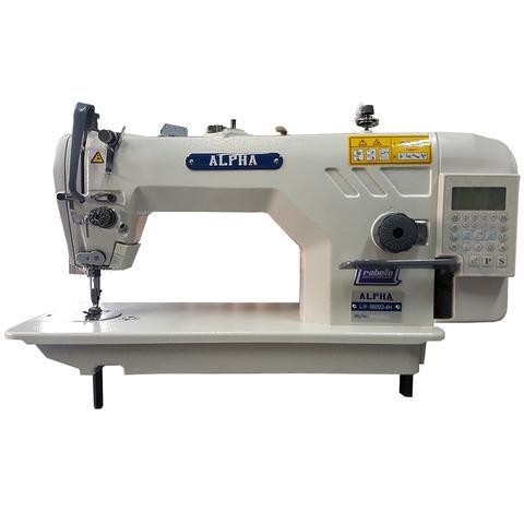 Imagem de Máquina de Costura Industrial Reta Eletrônica c/ Motor Direct Drive LH9800-D-4H - Alpha