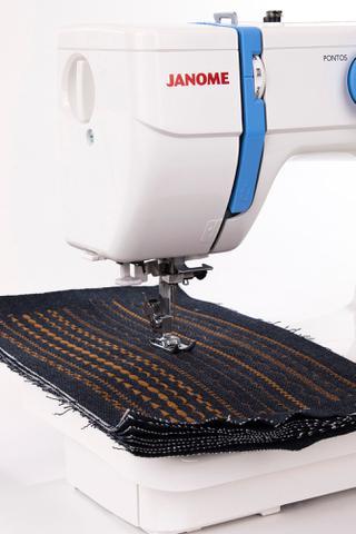 Imagem de Máquina de Costura Janome 3022 - 22 Pontos-127V