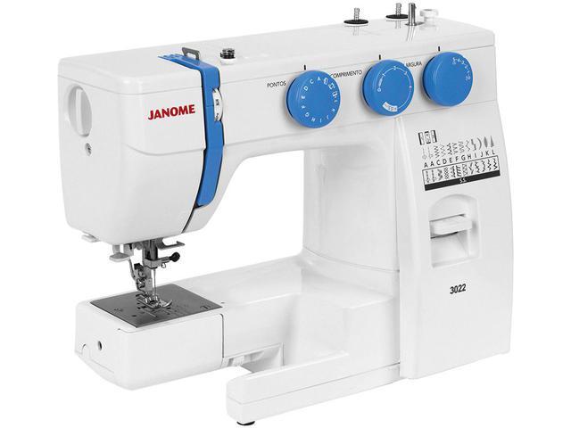 Imagem de Máquina de Costura Janome 3022
