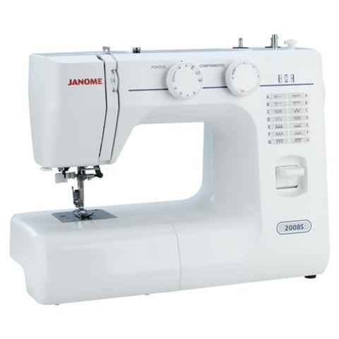 Imagem de Máquina  de costura Janome modelo 2008S 110V