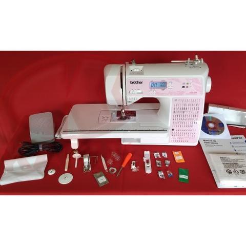 Imagem de Máquina de Costura para Quilting e Patchwork Brother SQ9100