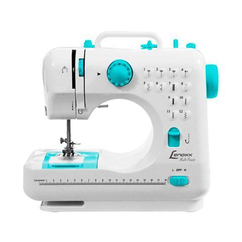 Imagem de Máquina de Costura Portátil Lenoxx Multi Points PSM101