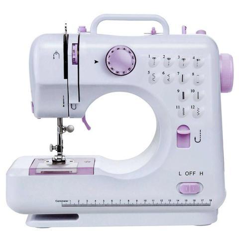 Imagem de Máquina de Costura Portátil Multifuncional