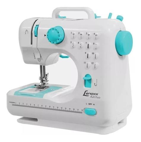 Imagem de Máquina de Costura Portátil PSM101 Multi Points Lenoxx (003675)