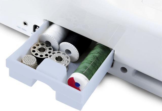 Imagem de Maquina de costura profissional 12 pontos sm-520 - bivolt