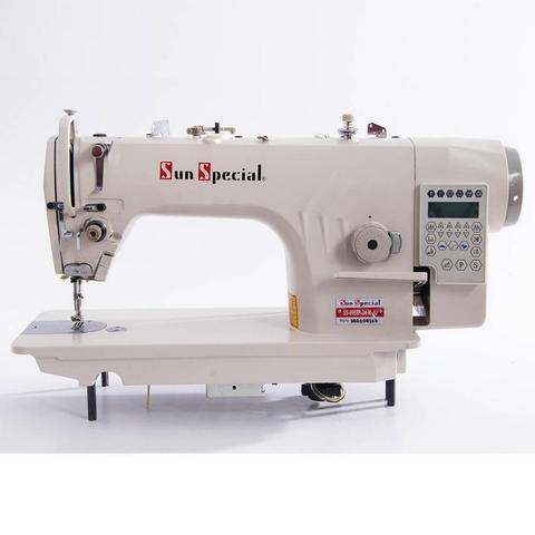 Imagem de Máquina de Costura Reta Eletrônica Direct Drive Sun Special SS-9988-H-D4-M-JU - 220 vlts