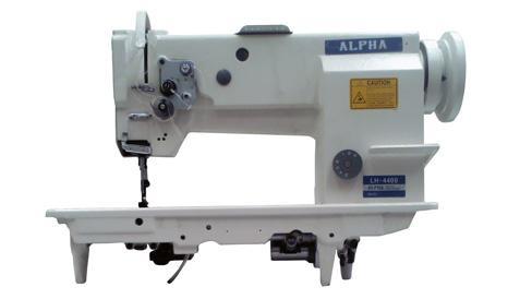 Imagem de Máquina de Costura Reta Industrial Transporte Triplo c/ Lubrificação LH4400 - Alpha